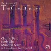 Обложка альбома The Return Of The Great Guitars, Музыкальный Портал α