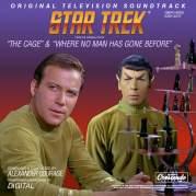 Обложка альбома Star Trek: The Cage / Where No Man Has Gone Before, Музыкальный Портал α