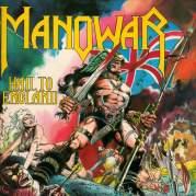 Обложка альбома Hail to England, Музыкальный Портал α