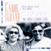 Обложка альбома The Songs Carmen Sang, Музыкальный Портал α