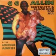 Обложка альбома Brutality & Bloodshed for All, Музыкальный Портал α