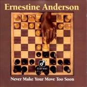 Обложка альбома Never Make Your Move Too Soon, Музыкальный Портал α