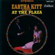 Обложка альбома Eartha Kitt in Person at the Plaza, Музыкальный Портал α