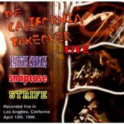 Обложка альбома The California Takeover... Live, Музыкальный Портал α