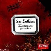 Обложка альбома Mastropiero que nunca, Музыкальный Портал α