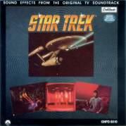 Обложка альбома Star Trek: Sound Effects From the Original TV Soundtrack, Музыкальный Портал α
