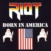 Обложка альбома Born in America, Музыкальный Портал α