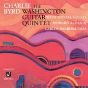 Обложка альбома Charlie Byrd & The Washington Guitar Quintet, Музыкальный Портал α