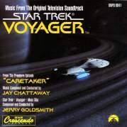 Обложка альбома Star Trek: Voyager: Music From the Original Television Soundtrack, Музыкальный Портал α