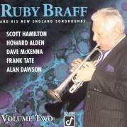 Обложка альбома Ruby Braff and His New England Songhounds, Volume 2, Музыкальный Портал α