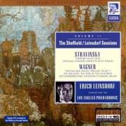 Обложка альбома The Sheffield Leinsdorf Sessions, Volume II, Музыкальный Портал α