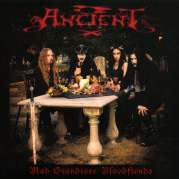 Обложка альбома Mad Grandiose Bloodfiends, Музыкальный Портал α