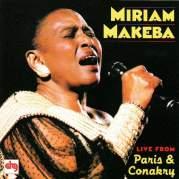 Обложка альбома Live From Paris & Conakry, Музыкальный Портал α