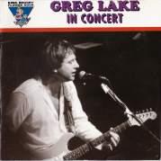 Обложка альбома King Biscuit Flower Hour: Greg Lake, Музыкальный Портал α