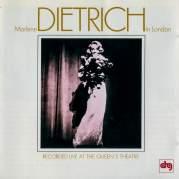 Обложка альбома Marlene Dietrich in London, Музыкальный Портал α