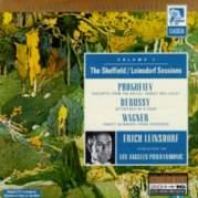 Обложка альбома The Sheffield Leinsdorf Sessions, Volume I, Музыкальный Портал α