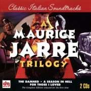 Обложка альбома A Maurice Jarre Trilogy, Музыкальный Портал α