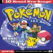 Обложка альбома Pokémon: 2.B.A. Master, Музыкальный Портал α