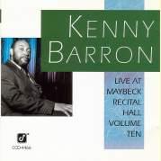 Обложка альбома Live at Maybeck Recital Hall, Volume Ten, Музыкальный Портал α
