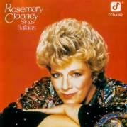 Обложка альбома Rosemary Clooney Sings Ballads, Музыкальный Портал α
