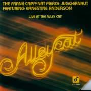Обложка альбома Live at the Alley Cat, Музыкальный Портал α