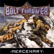 Обложка альбома Mercenary, Музыкальный Портал α
