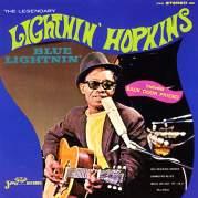 Обложка альбома Blue Lightnin', Музыкальный Портал α
