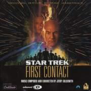 Обложка альбома Star Trek: First Contact, Музыкальный Портал α