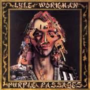 Обложка альбома Purple Passages, Музыкальный Портал α