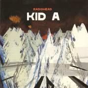 Обложка альбома Kid A, Музыкальный Портал α