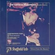 Обложка альбома The Name Is Makowicz, Музыкальный Портал α