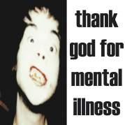 Обложка альбома Thank God for Mental Illness, Музыкальный Портал α