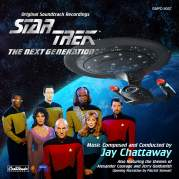 Обложка альбома Star Trek: The Next Generation: Original Soundtrack Recordings, Музыкальный Портал α