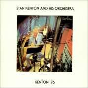 Обложка альбома Kenton '76, Музыкальный Портал α
