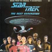 Обложка альбома Star Trek: The Next Generation, Volume 1: Encounter at Farpoint, Музыкальный Портал α