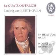 14e. quatuor Op. 131, 9e. quatuor Op. 59 No. 3 (Quatuor Talich), Музыкальный Портал α