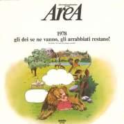 Обложка альбома 1978: Gli dei se ne vanno gli arrabbiati restano!, Музыкальный Портал α