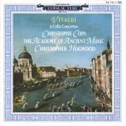 6 Cello Concertos (The Academy of Ancient Music, feat. cello: Christophe Coin, conductor: Christopher Hogwood), Музыкальный Портал α
