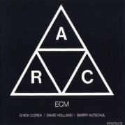 Обложка альбома A.R.C., Музыкальный Портал α