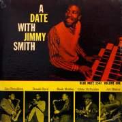 Обложка альбома A Date With Jimmy Smith, Volume 1, Музыкальный Портал α
