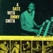 Обложка альбома A Date With Jimmy Smith, Volume 2, Музыкальный Портал α
