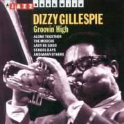 Обложка альбома A Jazz Hour With Dizzy Gillespie, Музыкальный Портал α