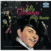 Обложка альбома A Jolly Christmas From Frank Sinatra, Музыкальный Портал α
