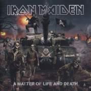 Обложка альбома A Matter of Life and Death, Музыкальный Портал α