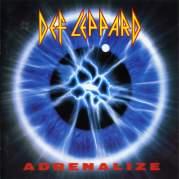 Обложка альбома Adrenalize, Музыкальный Портал α