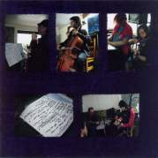 Обложка альбома Aleph at Hallucinatory Mountain, Музыкальный Портал α