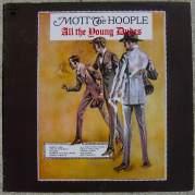 Обложка альбома All the Young Dudes, Музыкальный Портал α