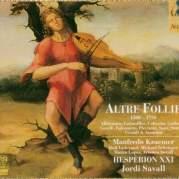 Altre Follie, Музыкальный Портал α