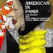 Обложка альбома American in Paris, Музыкальный Портал α