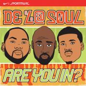Обложка альбома Are You In?: Nike+ Original Run, Музыкальный Портал α